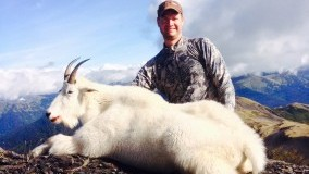 Moose goat combination hunt