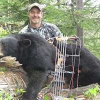 Archery bear hunt